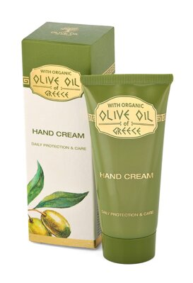 Hand cream Daily protection & care Olive Oil of Greece 50 ml