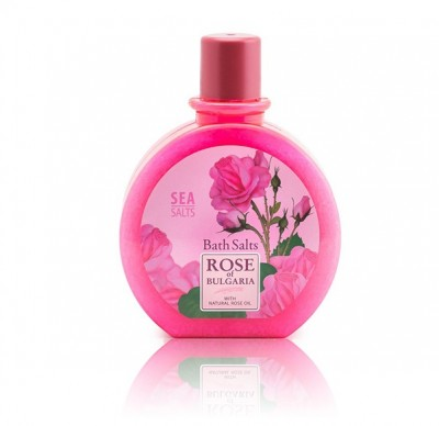 Bath Salts with Rose Oil Rose of Bulgaria 360 gr