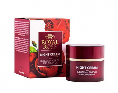 Night cream Royal Rose 50 ml
