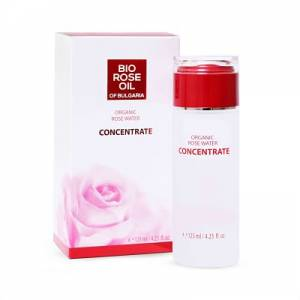 "Organic Rose Water Concentrate ""Bio Rose Oil Of Bulgaria"" 125 ml"