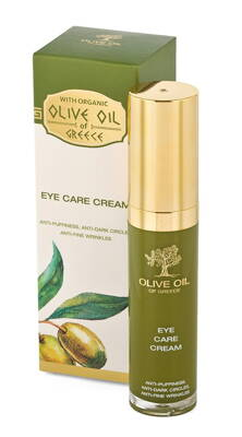 Eye care cream with Beautifeye™ Olive Oil of Greece 30 ml
