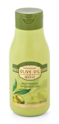 Softening shower gel OLIVE OIL OF GREECE 300 ml