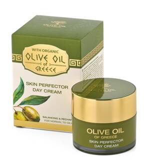 Skin perfector day cream for normal to oily skin Olive Oil of Greece 50 ml