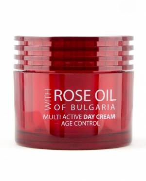 Multi Active Day Cream Age Control Rose Oil Of Bulgaria 50 ml