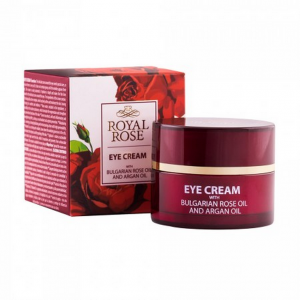 Eye Contour Cream with Argan and Rose Oil Royal Rose 25 ml